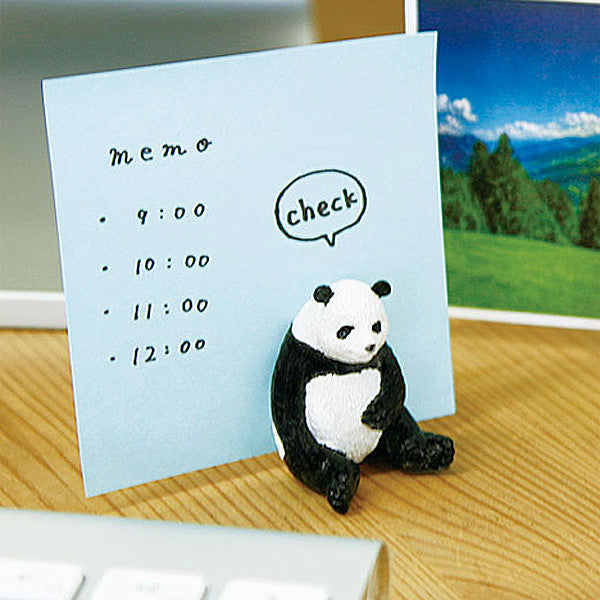 Animag Card Stand, Panda - Readymade Objects Shop - 3
