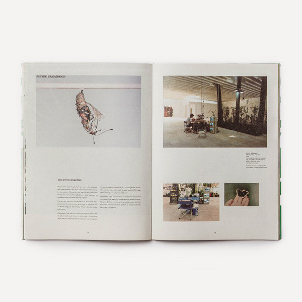 RMM Magazine, Vol.07, Green Issue - Readymade Objects Shop - 6
