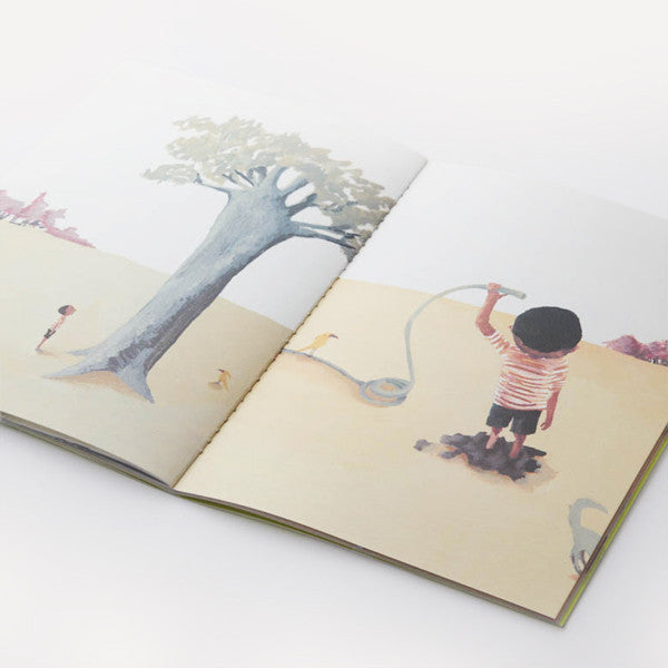 RMM Artbooks No.05 — The Story Unfolding, by Hannah Morris (USA) - Readymade Objects Shop - 5