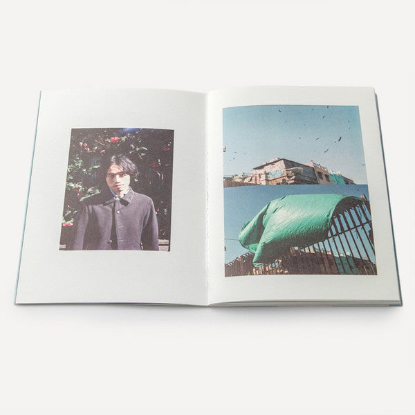 RMM Artbooks No.09 — Soft As Snow (But Warm Inside), by Ken Ngan (Hong Kong) - Readymade Objects Shop - 6