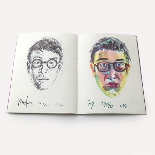 RMM Artbooks No.12 — Facing Myself, by Rex Koo (Hong Kong) - Readymade Objects Shop - 6