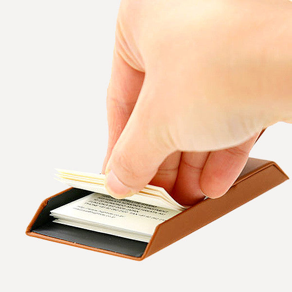 Smart Card Case - Readymade Objects Shop - 7