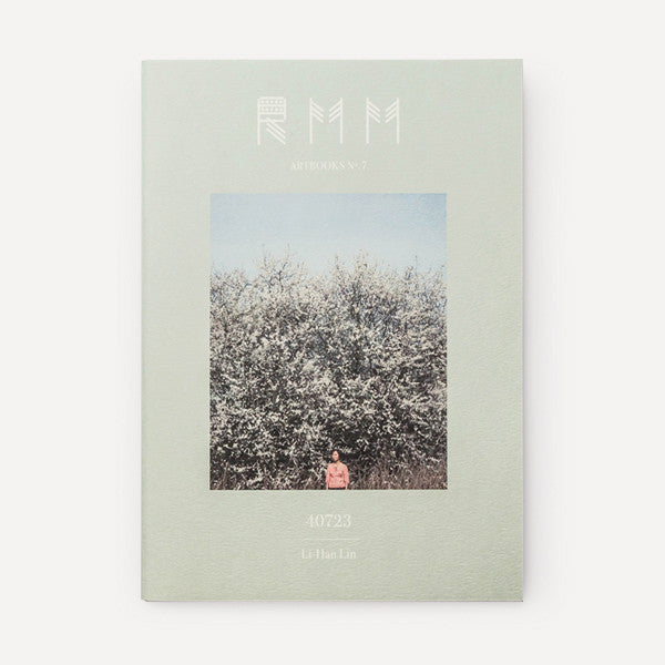 RMM Artbooks No.07 — 40723, by Li-Han Lin (Germany) - Readymade Objects Shop - 1