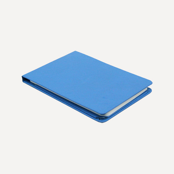HUM Pocket Note, Blue Color - Readymade Objects Shop - 2