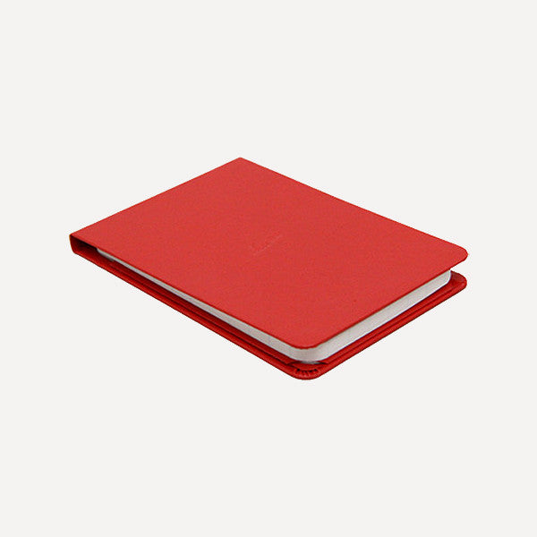 HUM Pocket Note, Red Color - Readymade Objects Shop - 2
