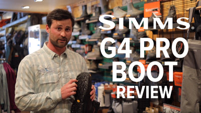 Simms G4 Pro Boot Review
