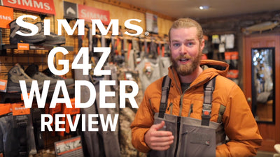 Simms G4Z Wader Hands On Review