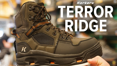 Korkers Terror Ridge Boot Review