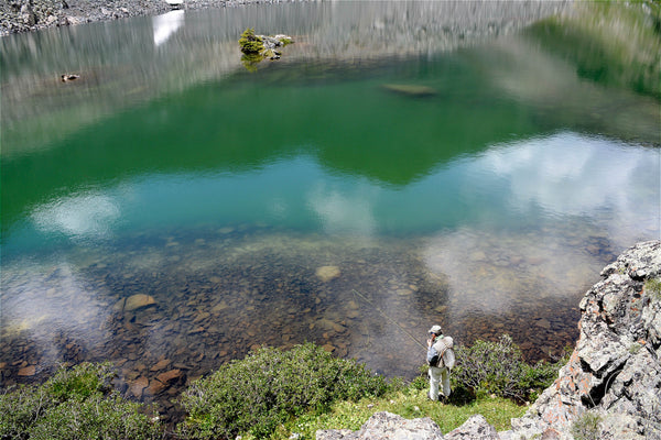 Fly Fishing Stillwater - The High Lakes