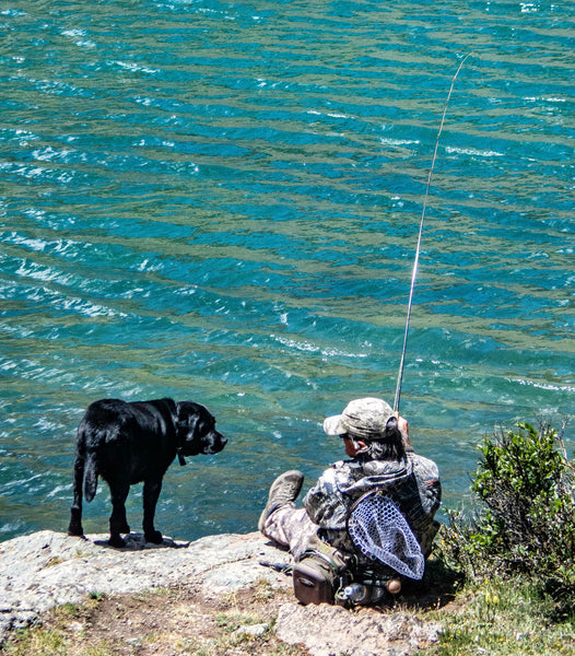 Fly Fishing Stillwater - Part 3 The High Lakes
