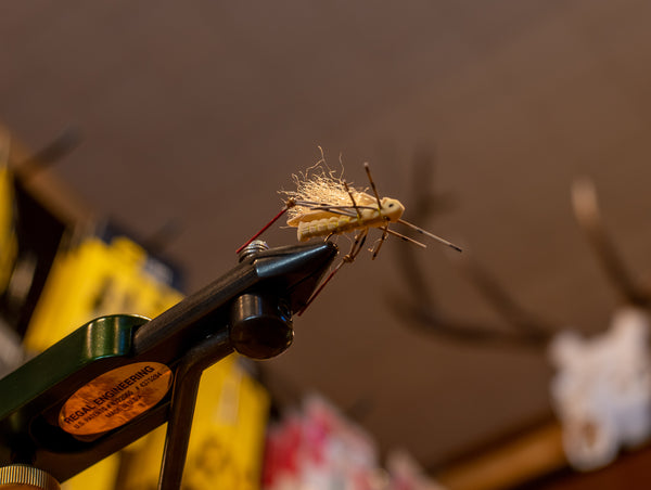 Picking The Right Fly - Hoppers
