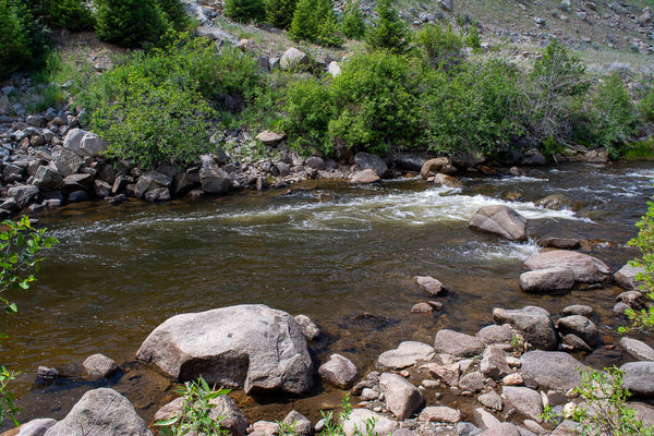 Reading Water on the Rivers of Montana