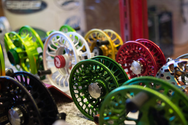 Value of a Fly Reel in Montana Fly Fishing