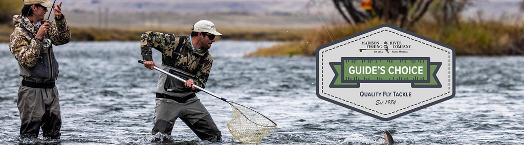MRFC Guides Choice - Rods, Reels, Line
