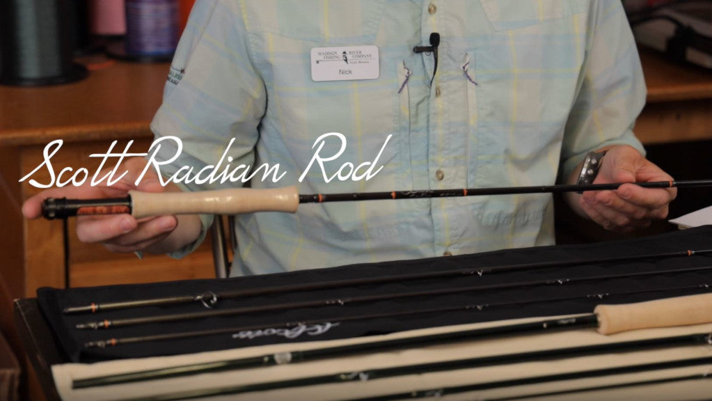 Scott Radian Fly Rod