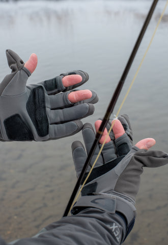 Winter Fly Fishing Gloves