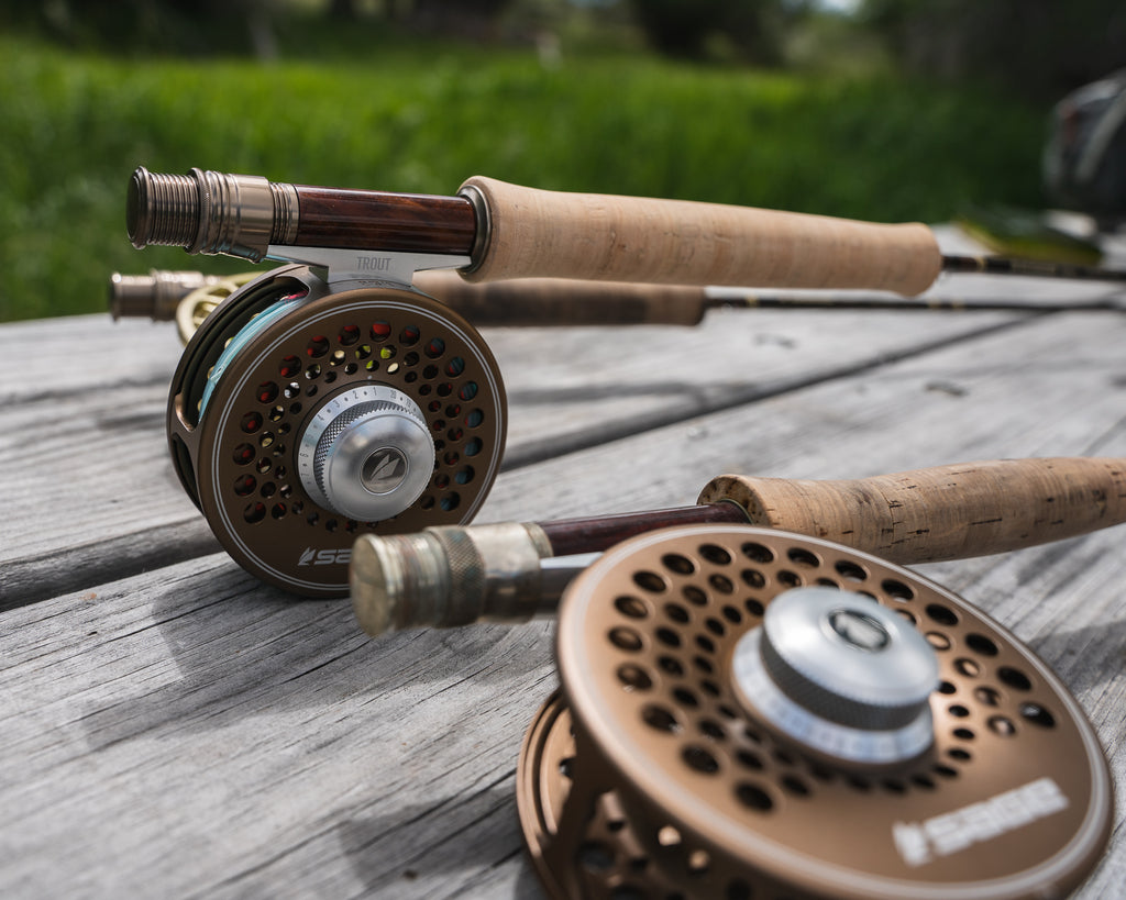 Sage Trout LL Reel Seat