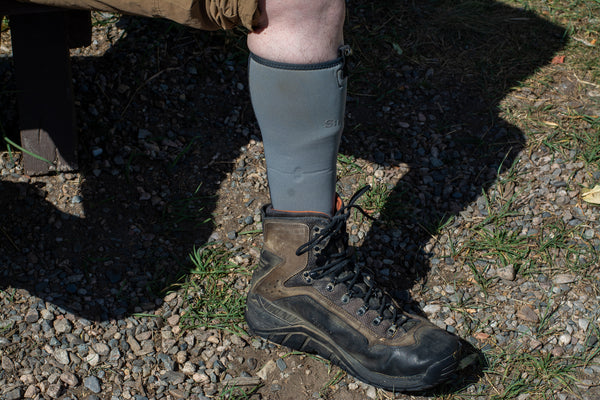 Waders - Staying Comfortable While Fly Fishing in Montana