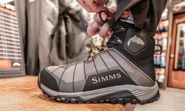 Simms Flyweight Boot Review Madison River Fishing Company
