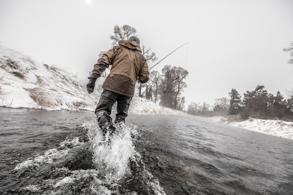 Madison River Winter Fishing