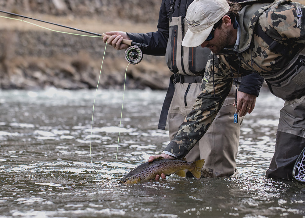 March Fly Fishing Report