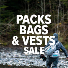 Patagonia Fly Fishing Packs, Bags, and Vests Sale