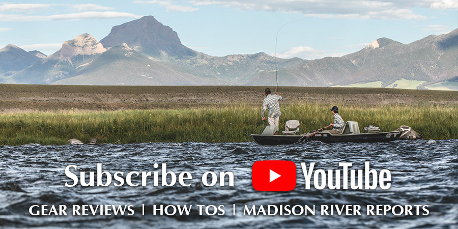 Madison River Fishing Youtube