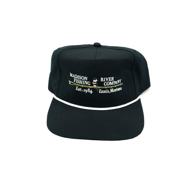 MRFC Logo Harris Black/White Junior Fit
