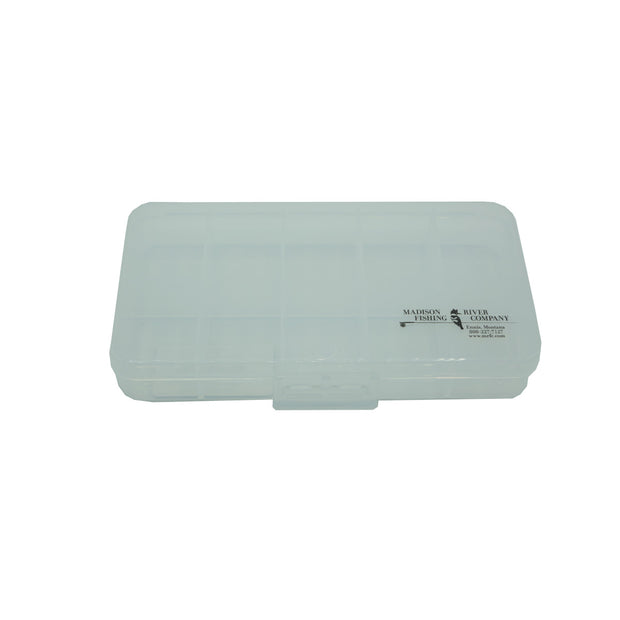 MRFC Logo Clear Fly Box
