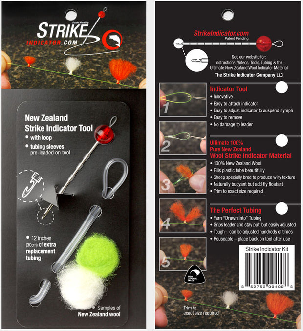 New Zealand Strike Indicator Tool