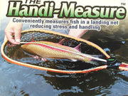 Angler's Accessories The Handi-Measure