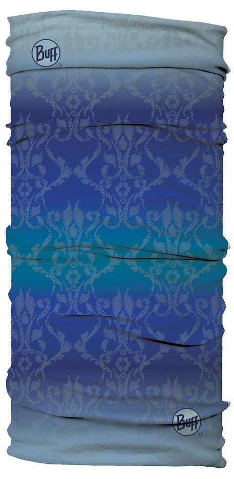 Buff Original Blue Damask