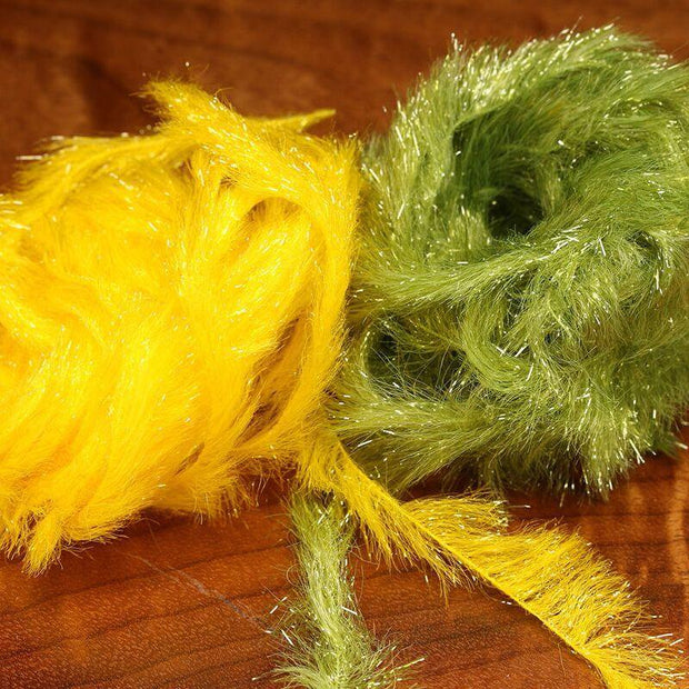 Chocklett's Finesse Body Chenille Yellow Large
