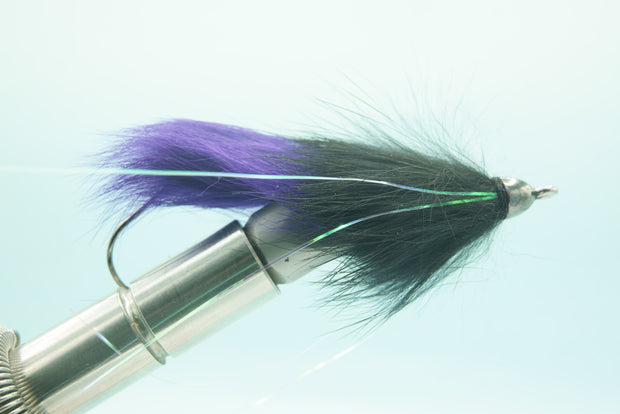 Cone Rabbit Leech Black/Purple #4