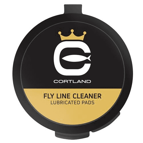 Cortland Fly Line Cleaner Pads 5-Pack