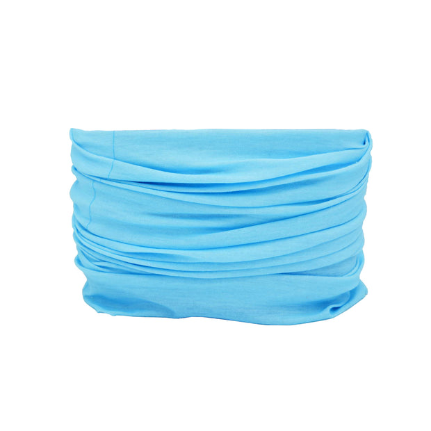 Facemask Tube Bandanna Light Blue