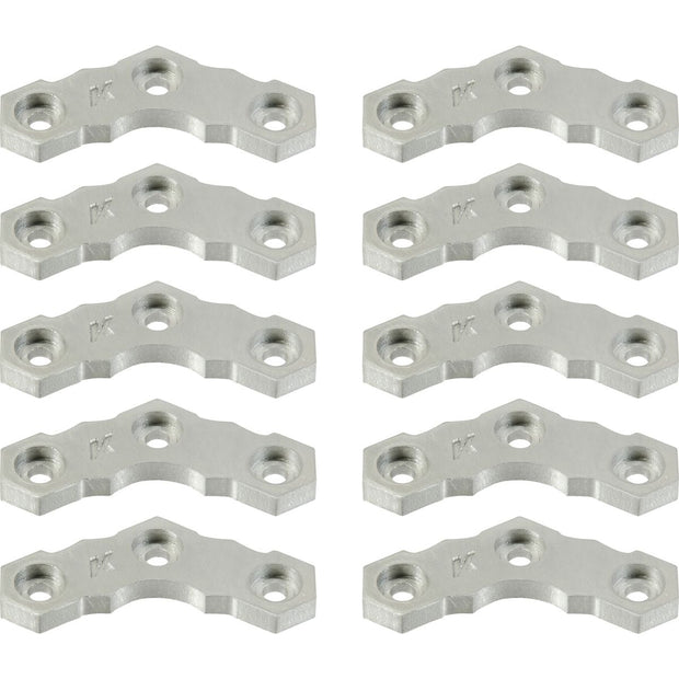 Korkers Aluminum Bar Pack (Triple Threat)