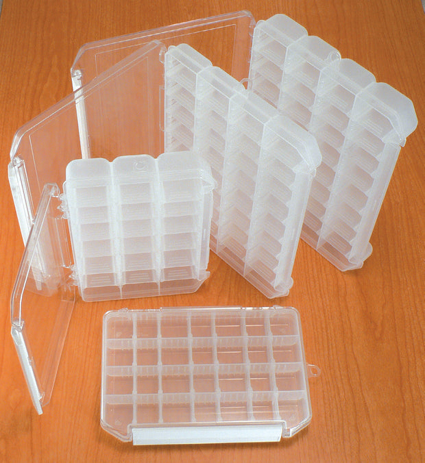 Meiho Clear Case Fly Box