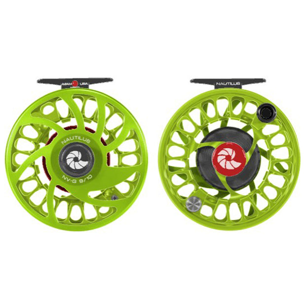 Nautilus NV-G Reel Key Lime