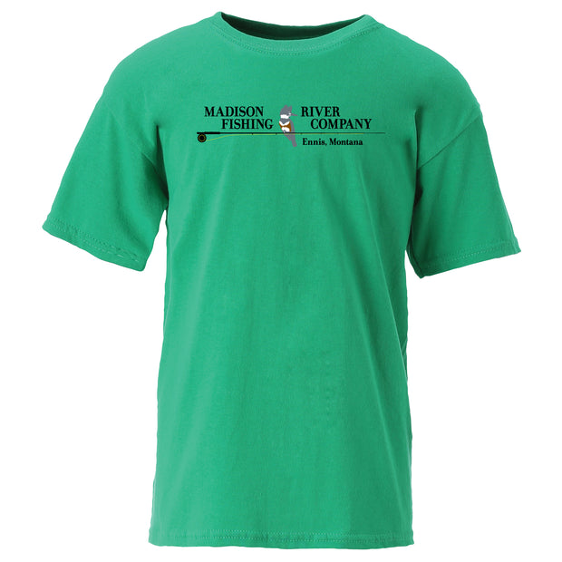 MRFC Logo Youth S/S T-Shirt