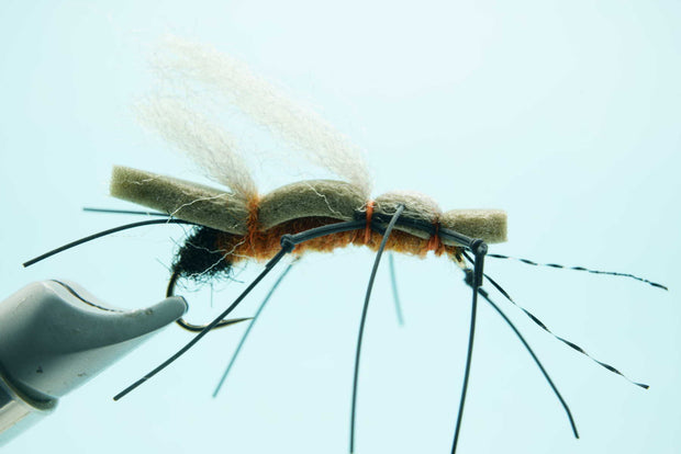 Kurt's Egg Drop Salmonfly