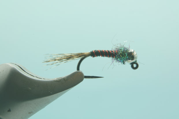 TBH Tailwater Jig Ruby #16