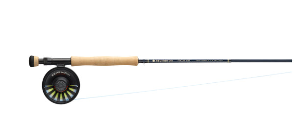 "Redington Field Kit Tropical Saltwater 8wt -9'0"" - 4pc"