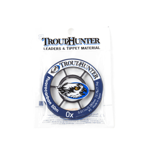 Trout Hunter Fluorocarbon Tippet- 50m