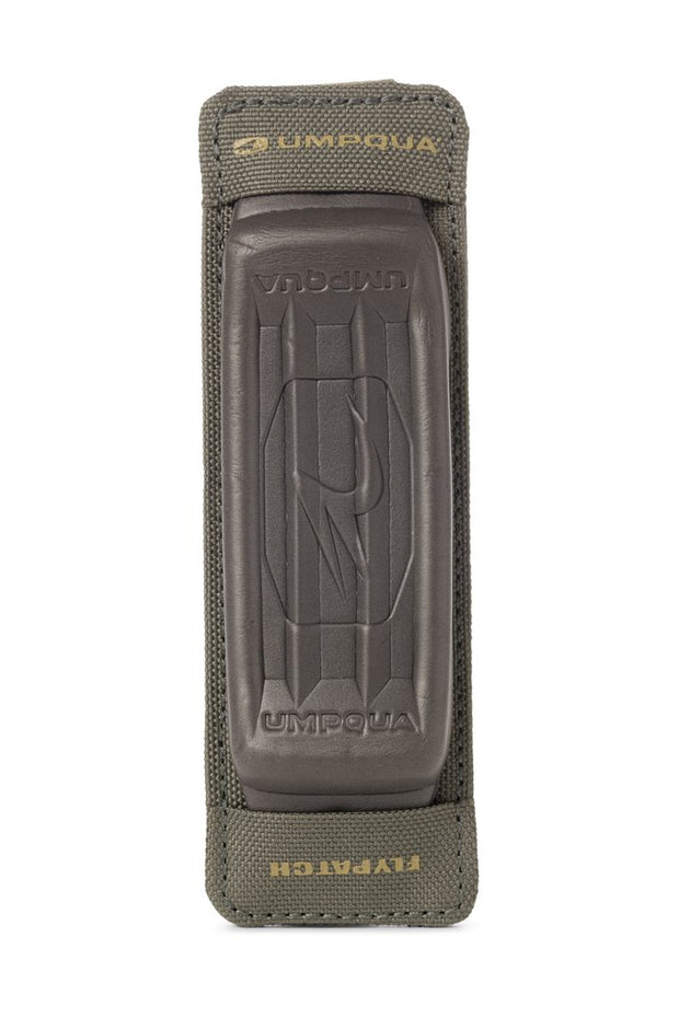 Umpqua ZS2 Foam Fly Patch Holder Olive