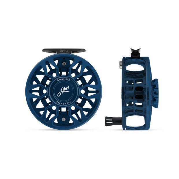 Abel SDS Reel 9/10 Deep Blue
