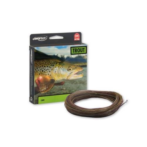 AirFlo Ridge Clear Camo Fly Line