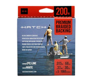 Hatch Premium Braided Backing