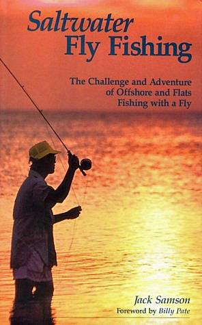 Book-SaltWater Flyfishing- Samson