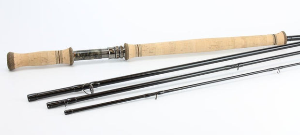 CF Burkheimer Vintage Two Hand  Trout Spey Fly Rod